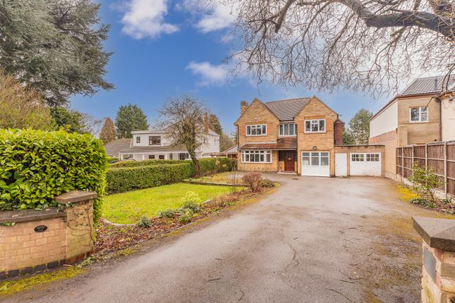 Thumbnail Detached house for sale in Spencefield Lane, Evington, Leicester
