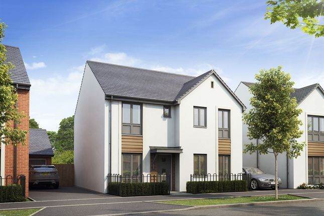 """Thumbnail Detached house for sale in """"The Claverly"""" at Hayfield Way, Bishops Cleeve, Cheltenham"""
