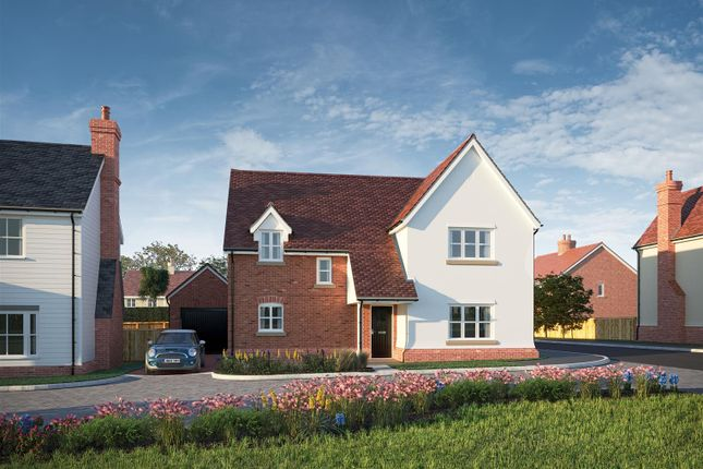 Thumbnail Detached house for sale in Rose, Plot 4 & 5, Latchingdon Park, Latchingdon, Essex