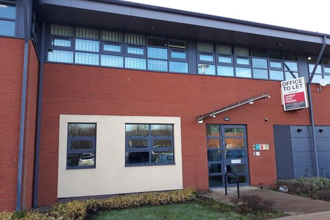 Thumbnail Office to let in 14, Bankside, The Watermark, Gateshead