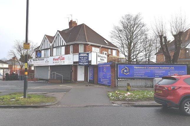 Thumbnail Retail premises for sale in Fox Hollies Road, Acocks Green, Birmingham