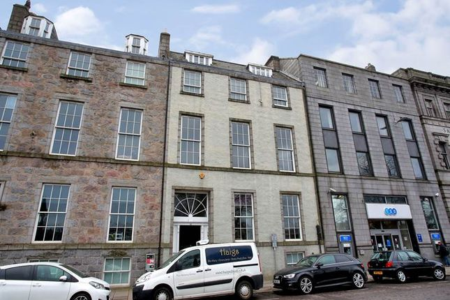 Thumbnail Flat to rent in Union Terrace, Aberdeen