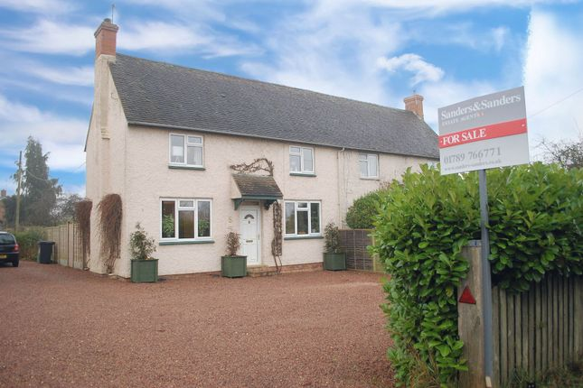 Thumbnail Semi-detached house for sale in Worcester Road, Inkberrow, Worcester