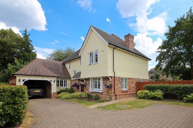 Thumbnail Detached house to rent in Watermill Close, Brasted, Westerham