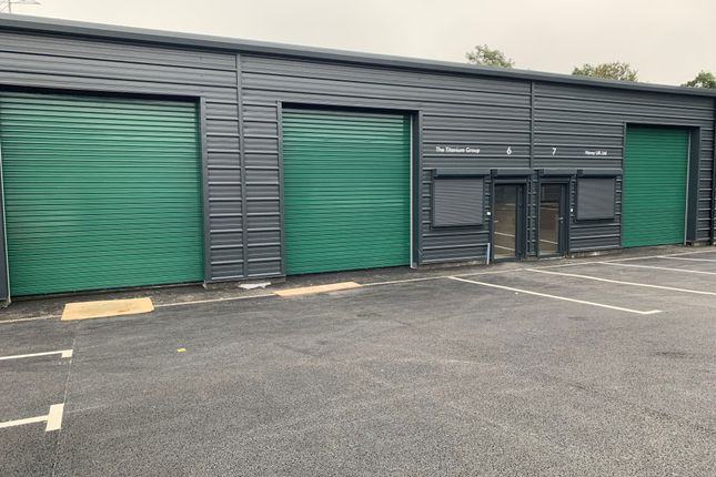 Thumbnail Industrial to let in Phase 2, Platform Business Centre, Haywood Way, Hastings