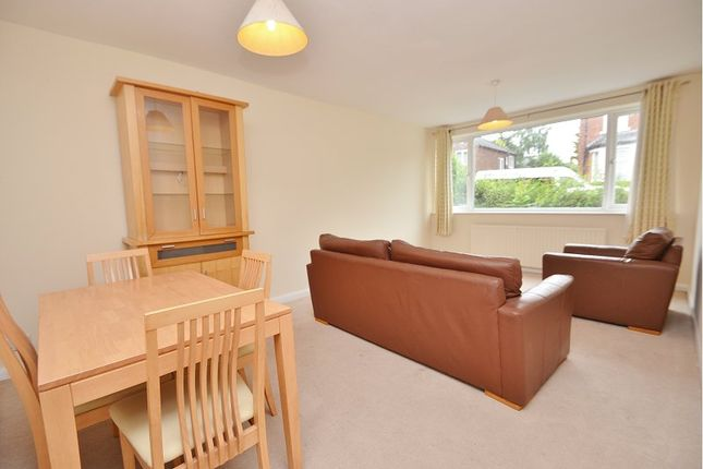 Thumbnail Flat to rent in Gledhow Wood Avenue, Roundhay, Leeds