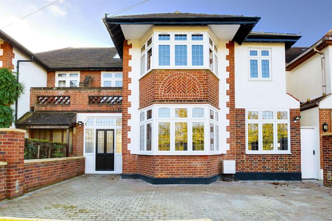 Thumbnail Semi-detached house for sale in Kent Drive, Cockfosters