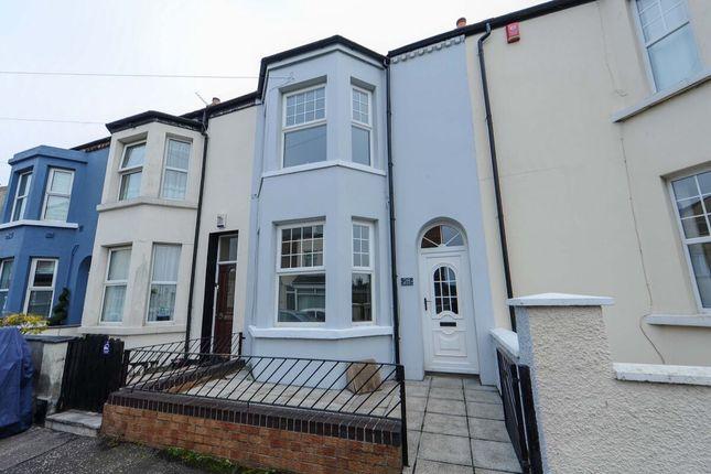 Thumbnail 2 bed terraced house for sale in Sintonville Avenue, Ballyhackamore, Belfast