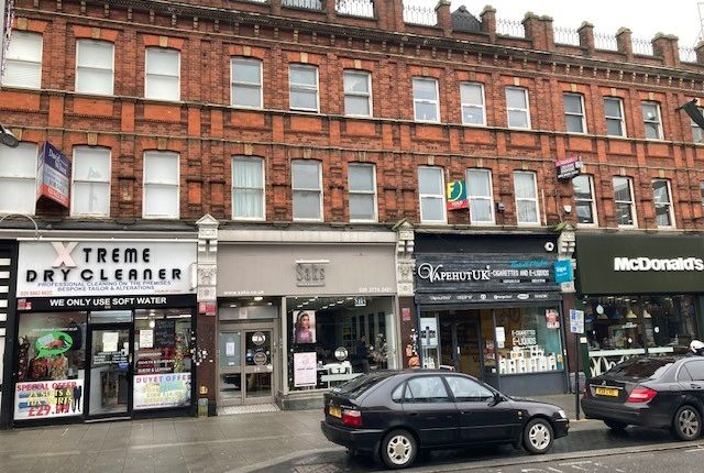 Thumbnail Commercial property for sale in Station Road, Harrow
