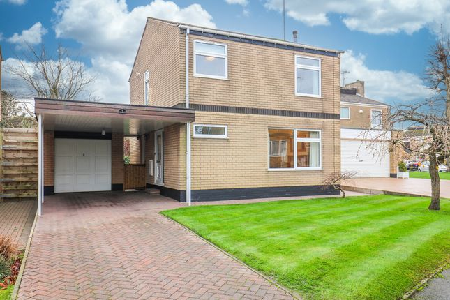 3 bed detached house for sale in Causeway Glade, Dore, Sheffield S17