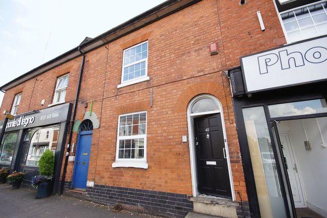 Thumbnail Property for sale in Woodbridge Road, Moseley, Birmingham