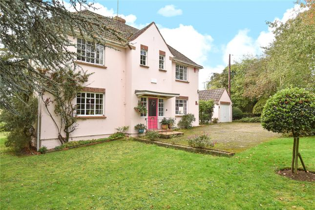 Thumbnail Detached house for sale in New Farm Road, Alresford, Hampshire