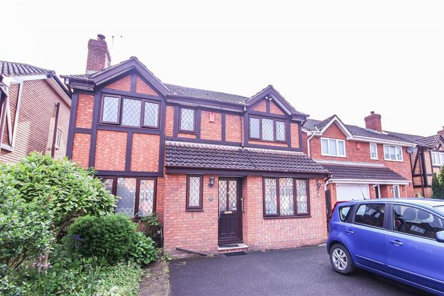 Thumbnail Detached house to rent in Hill Farm Road, Southampton