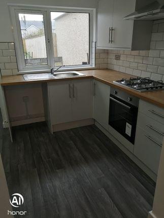 Thumbnail End terrace house to rent in Graig Road, Morriston, Swansea