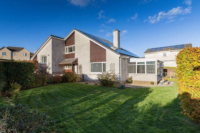Thumbnail Detached house for sale in Eildonlea, 51 Brunton Park, Melrose