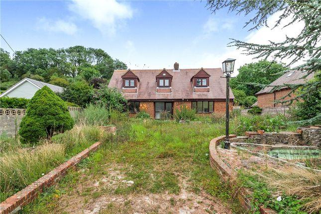 4 bed bungalow for sale in Clenston Road, Winterborne Stickland, Blandford Forum DT11
