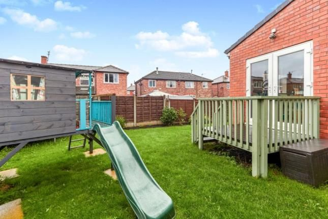 Garden of Enfield Road, Swinton, Manchester, Greater Manchester M27