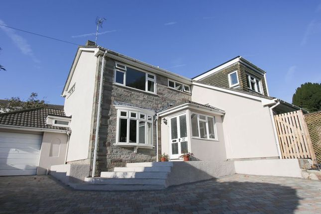 Thumbnail Detached house for sale in Sunnyside Road, Clevedon
