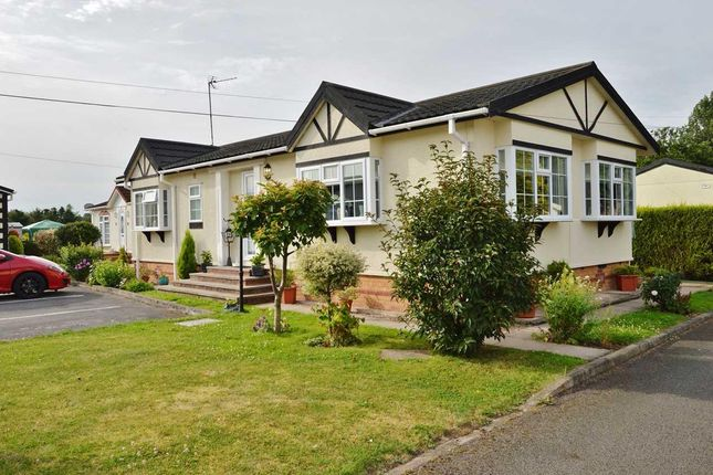 Thumbnail Bungalow for sale in Star Mobile Home Park, Lawn Lane, Coven, Wolverhampton