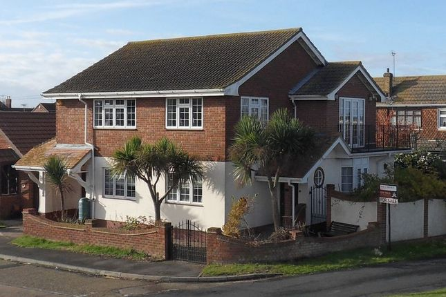 Thumbnail Detached house for sale in Rattwick Drive, Canvey Island