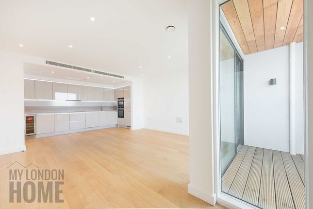 Thumbnail Flat for sale in Holland Park Avenue, Kensington, London