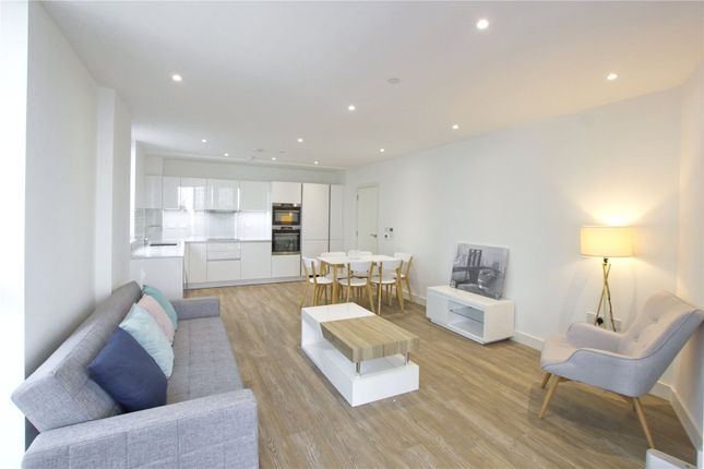 Thumbnail Flat to rent in Distel Apartments, 19 Telegraph Avenue, Greenwich