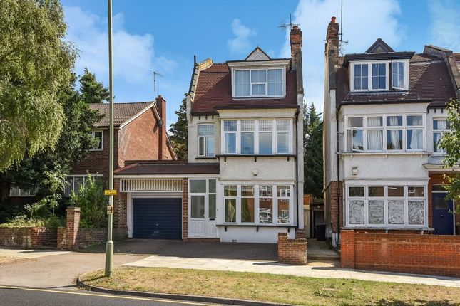 Thumbnail Detached house for sale in Nether Street, Finchley N3,