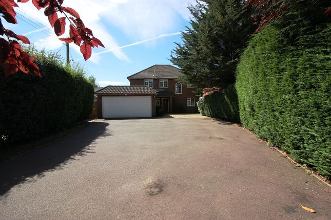 Thumbnail Detached house for sale in Rushetts Road, West Kingsdown