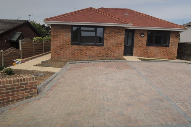 Thumbnail Bungalow for sale in Haymoor Road, Poole