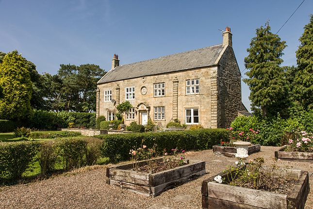 Thumbnail Detached house for sale in Bockenfield Manor, Near Felton, Morpeth, Northumberland