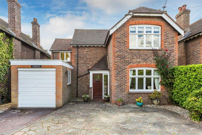 Thumbnail Detached house for sale in Horsell Rise, Horsell, Woking