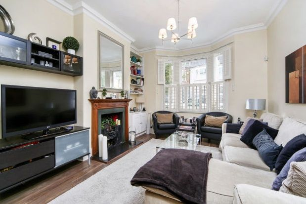 Thumbnail Property to rent in Marville Road, Parsons Green, London
