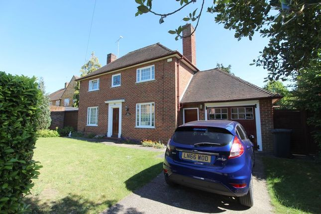 Thumbnail Detached house for sale in Crown Street, Egham