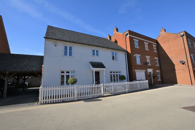 Thumbnail Detached house for sale in Deyley Way, Singleton, Ashford