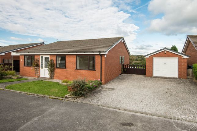 Thumbnail Detached bungalow to rent in Meadow Close, Westhead, Ormskirk