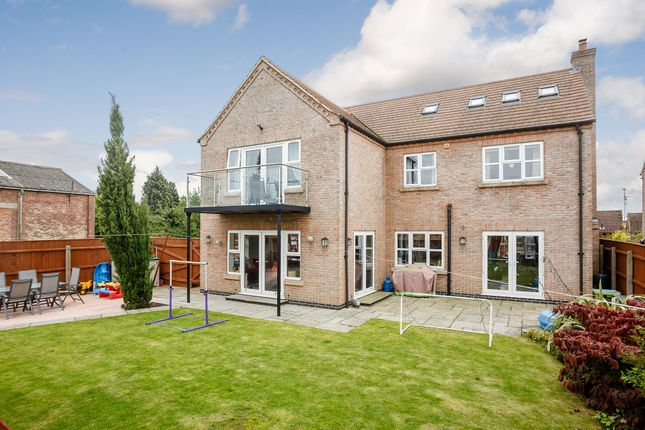 Thumbnail Detached house for sale in Gosmoor Lane, Wisbech