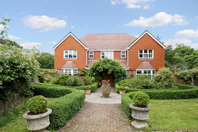 Thumbnail Detached house for sale in West Ashling Road, Hambrook, Chichester, West Sussex