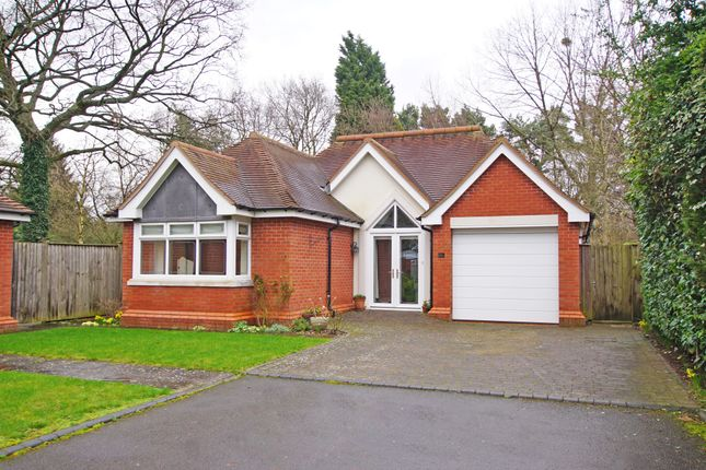 Thumbnail Detached bungalow for sale in St Catherines Coppice, Blackwell