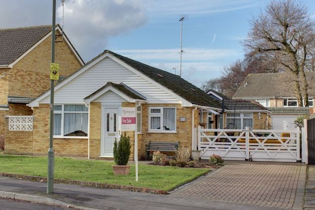 Thumbnail Detached bungalow for sale in Sheridan Road, Frimley, Camberley