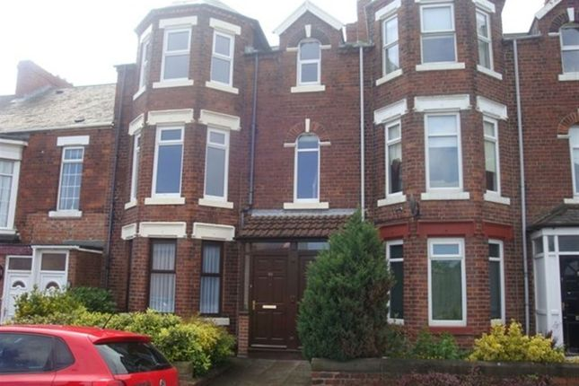 Thumbnail Flat to rent in Hartington Terrace, South Shields