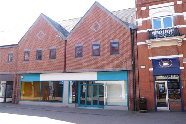 Thumbnail Retail premises to let in Unit B 6-9 Abbey Street, Nuneaton, Warwickshire