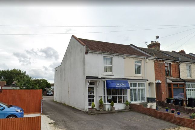 Retail premises for sale in Wych Lane, Gosport