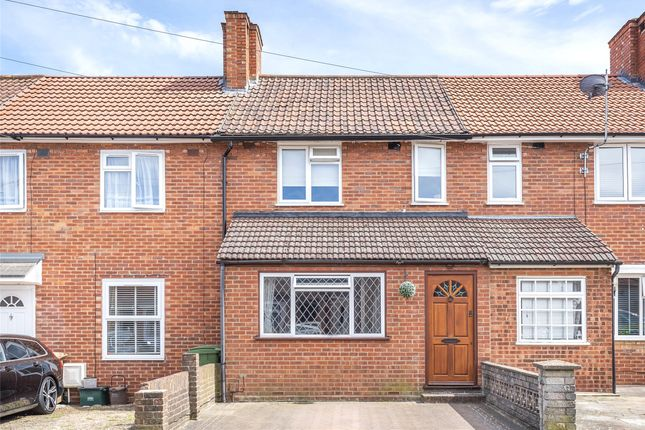 Thumbnail Terraced house for sale in Titchfield Road, Carshalton