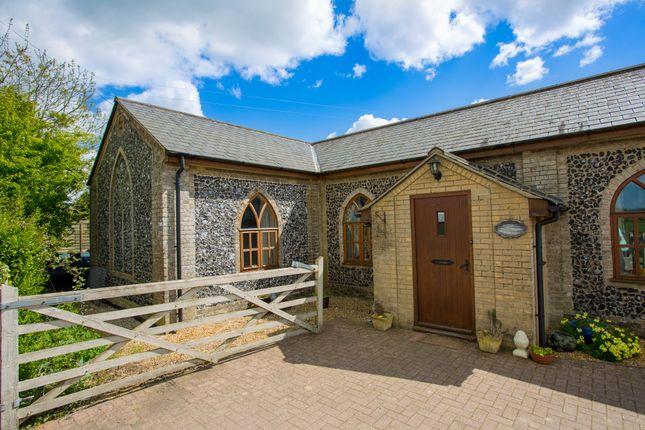 Thumbnail Barn conversion for sale in Suffolk, Brettenham, Near Stowmarket Equestrian Property