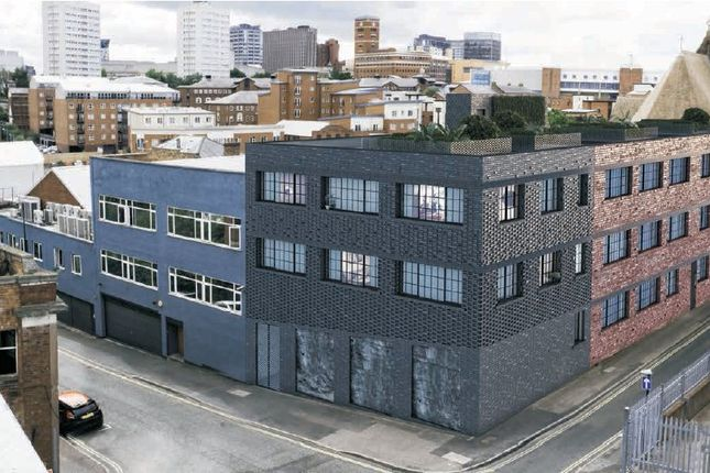 Thumbnail Flat for sale in Camden Street, Birmingham
