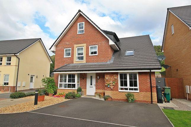 Detached house for sale in Ffordd Hann, Talbot Green, Pontyclun.