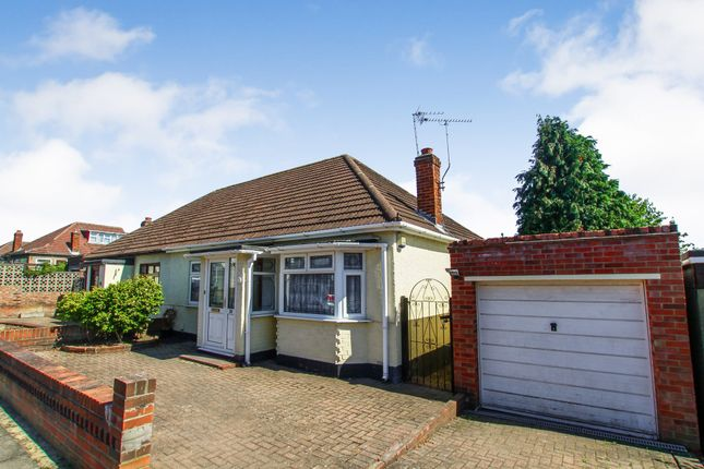 Thumbnail Semi-detached bungalow to rent in Merlin Gardens, Collier Row, Romford, Essex