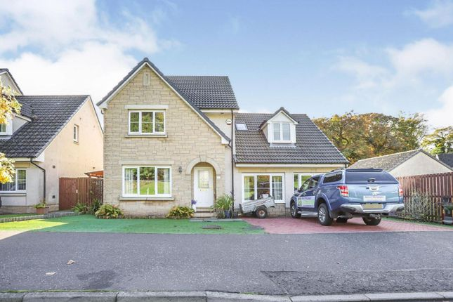 Thumbnail 4 bed detached house for sale in Silver Birch Drive, Dundee