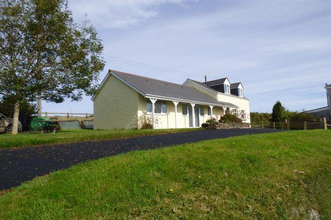 Thumbnail Detached house for sale in Whitecross, Lanteglos, Fowey