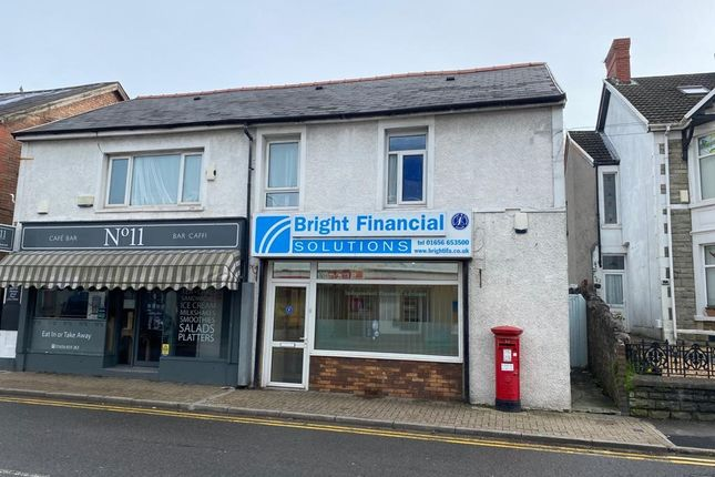 Thumbnail Office to let in Ground Floor Showroom/Business Unit, 13 Ewenny Road, Bridgend